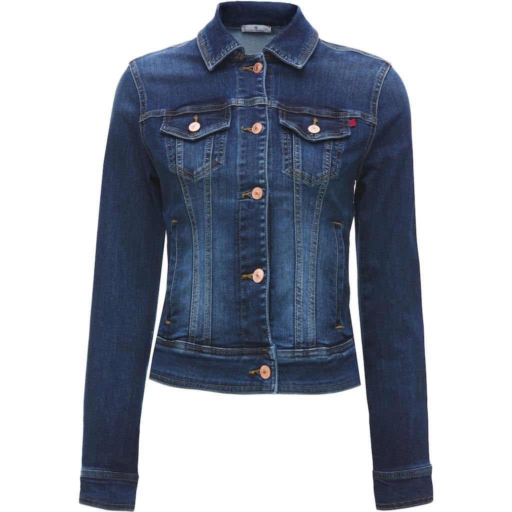 LTB Jeansjacke »DESTIN«, in modischer Waschung