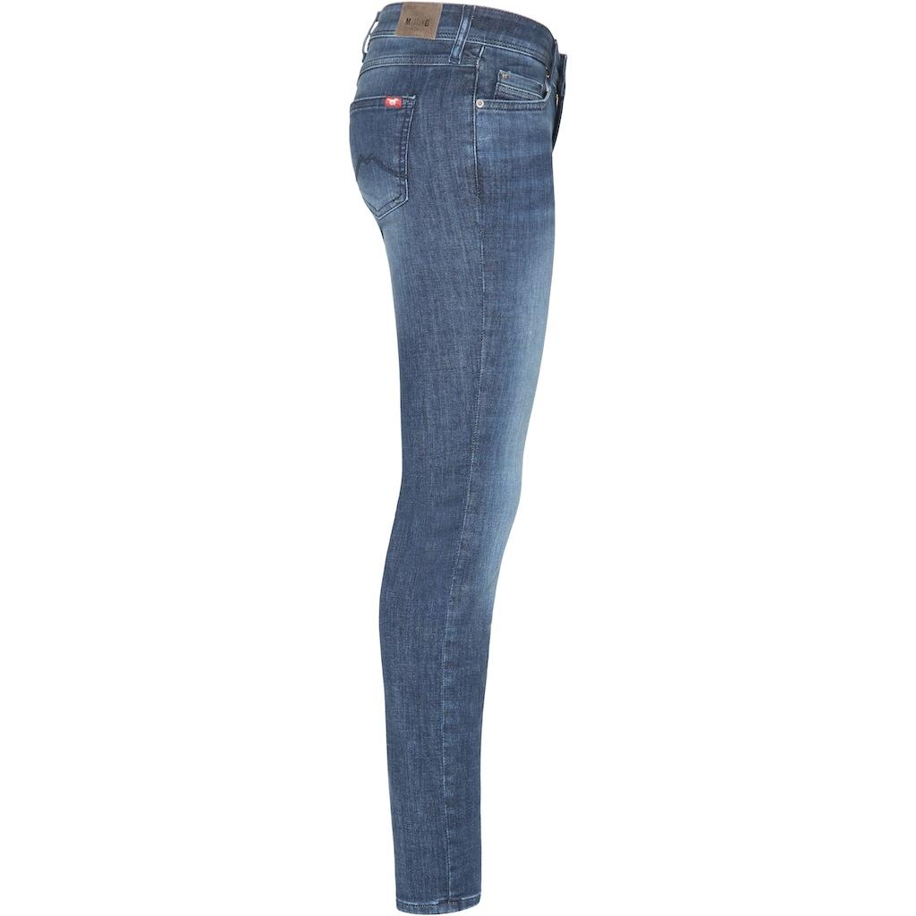 MUSTANG Slim-fit-Jeans »Jasmin Slim«, Jeans Hose