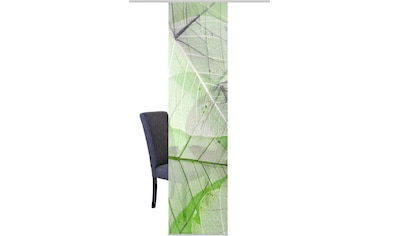 HOME WOHNIDEEN Schiebegardine »BLATTARI«, HxB: 245x60, Dekostoff Digitaldruck kaufen