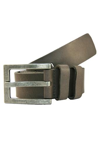 Petrol Industries Ledergürtel, im klassischen Design kaufen