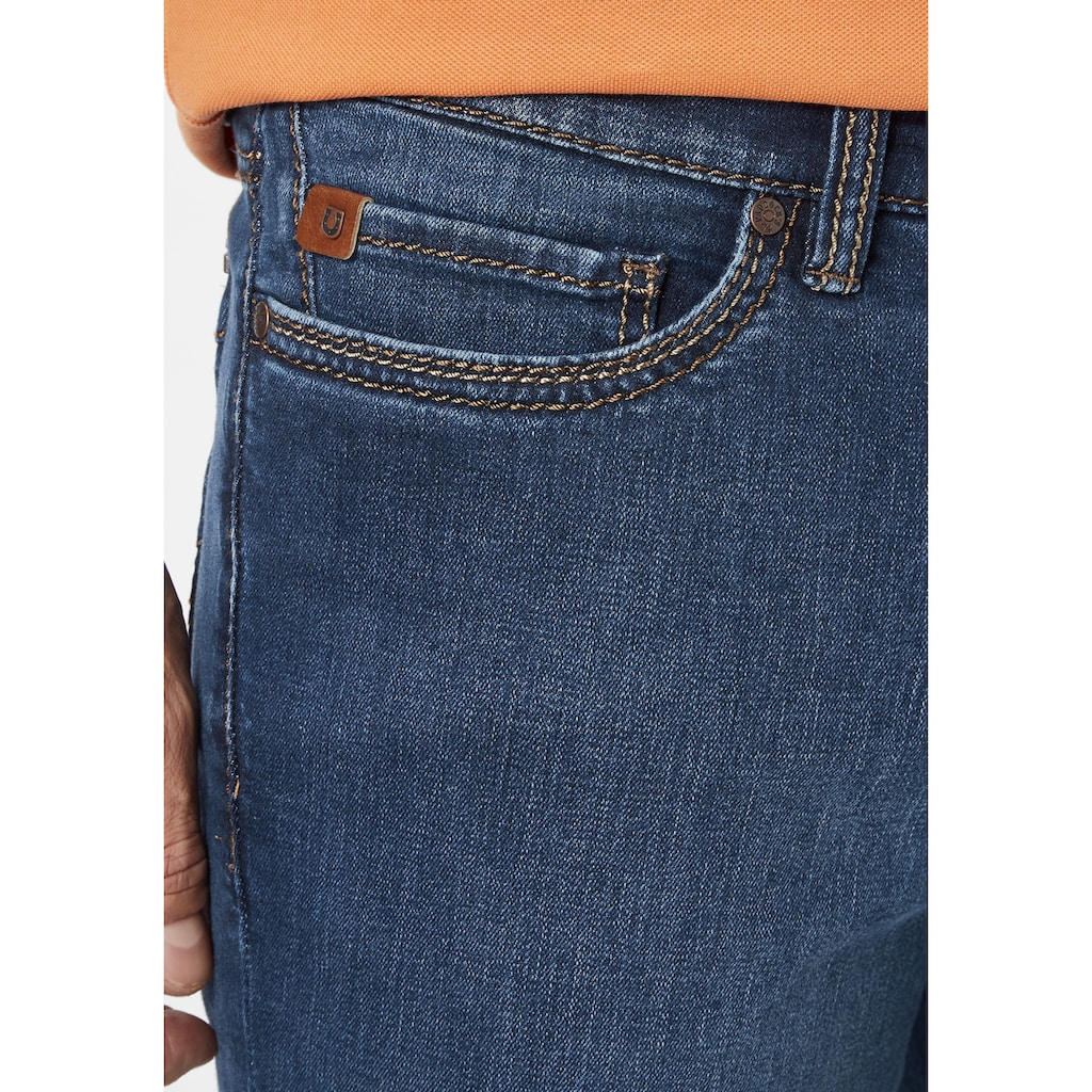 Paddock's 5-Pocket Hose Saddle Stitch