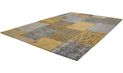 calo-deluxe Teppich »Kefes 250«, rechteckig, 8 mm Höhe, reine Baumwolle, Wohnzimmer kaufen