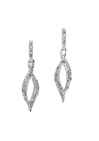Diamonds by Ellen K. Ohrhänger »925/ -  Sterling Silber Diamant 0,26ct.« kaufen