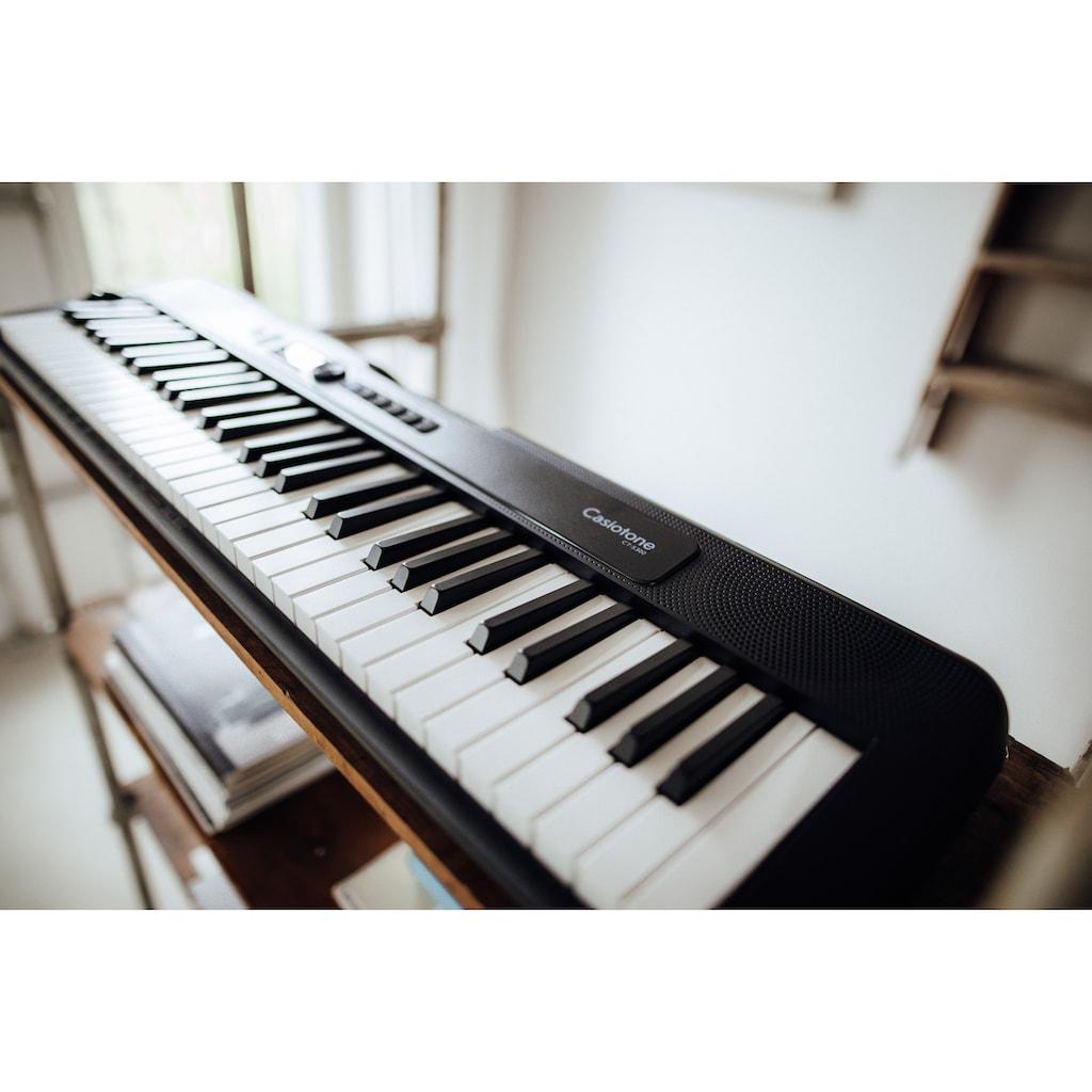 CASIO Keyboard »Casiotone CT-S300«, inkl. Keyboardstativ