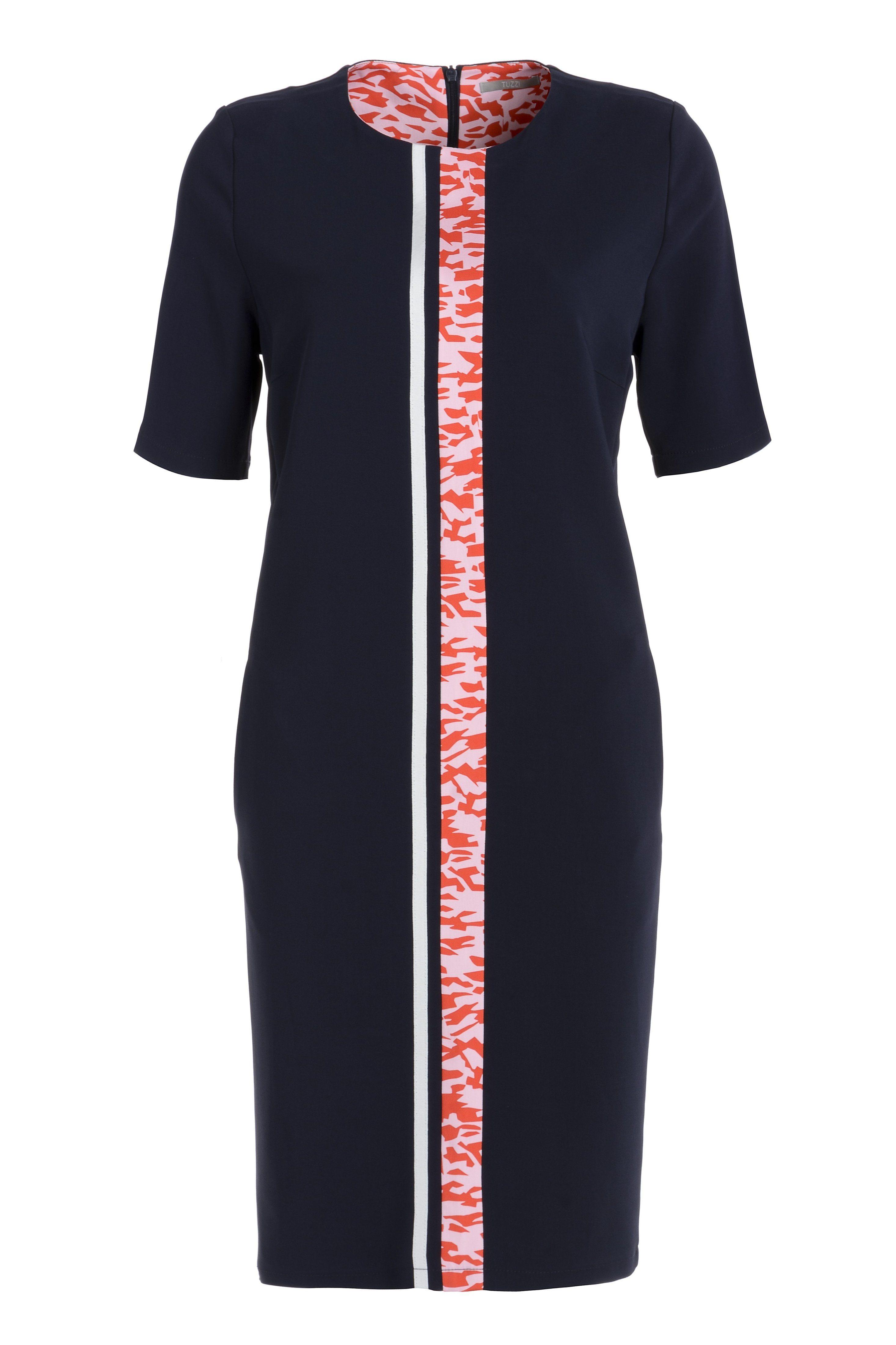 TUZZI Cleanes Kleid aus fließender Ware