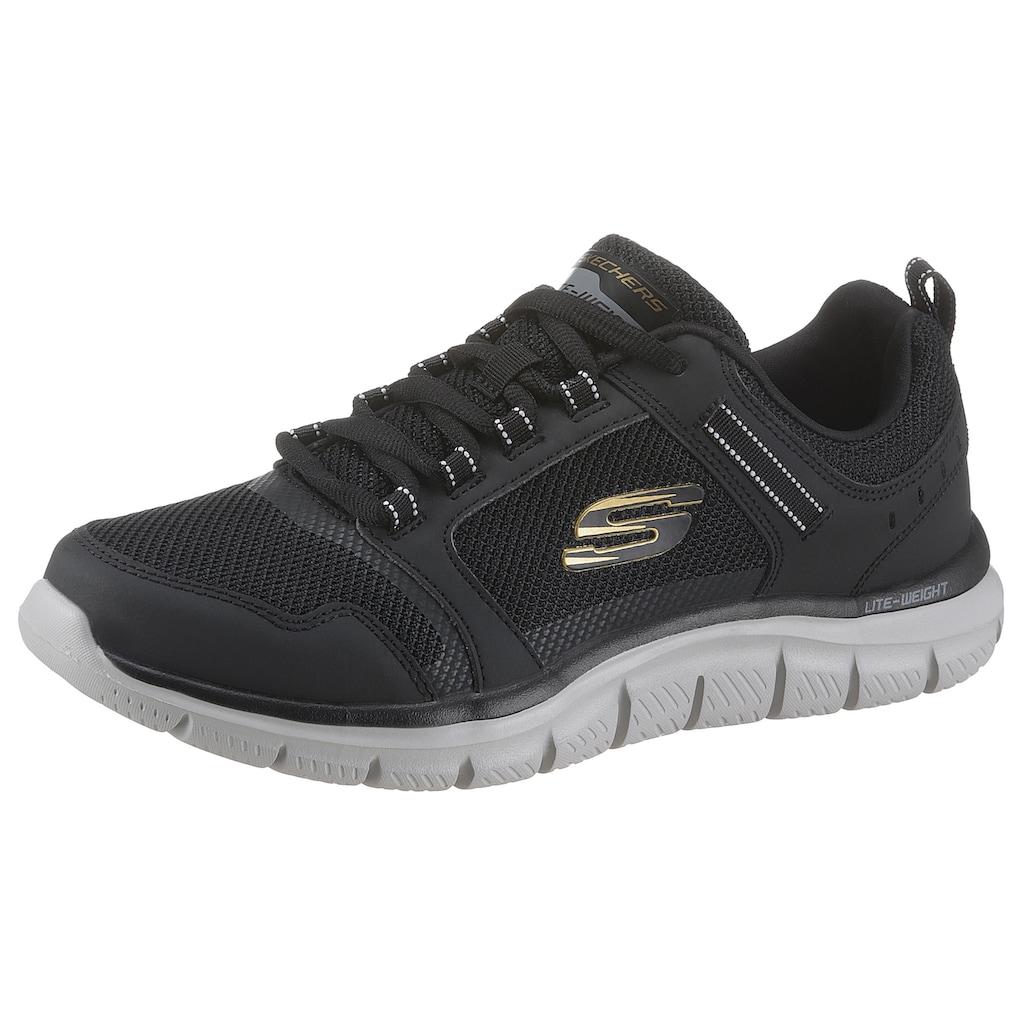 Skechers Sneaker »TRACK-KNOCKHILL«, mit gepolsterter Innensohle