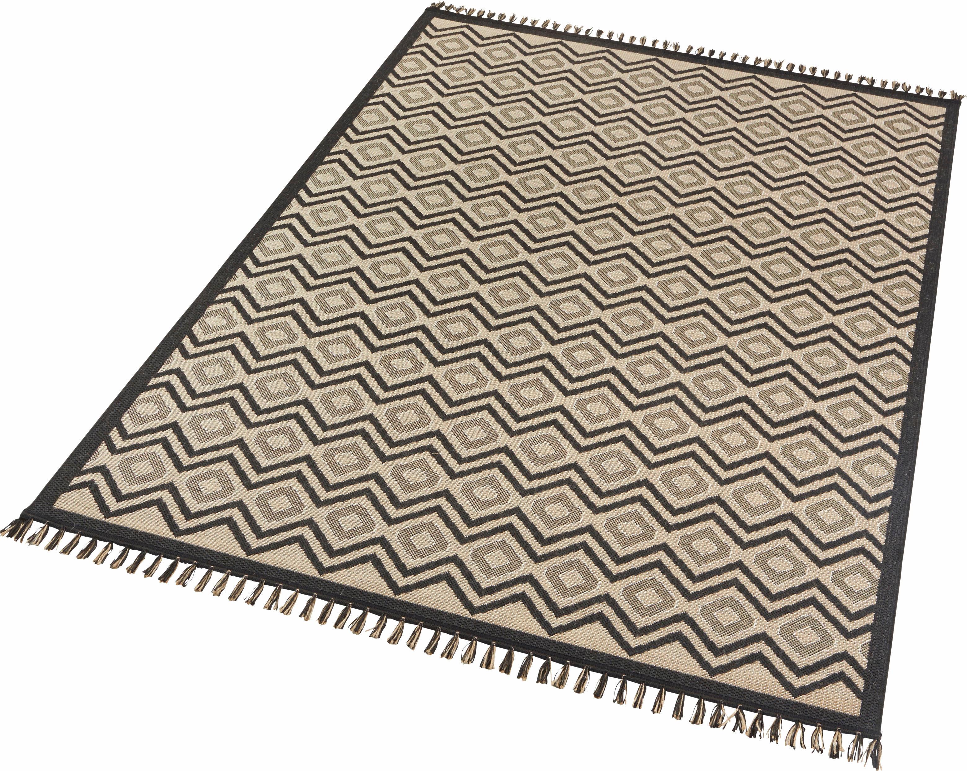 Teppich Skagen HANSE Home rechteckig Höhe 3 mm maschinell gewebt