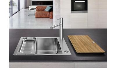 Blanco Küchenspüle »CLARON XL 60-IF/A DampfgarPlus« kaufen
