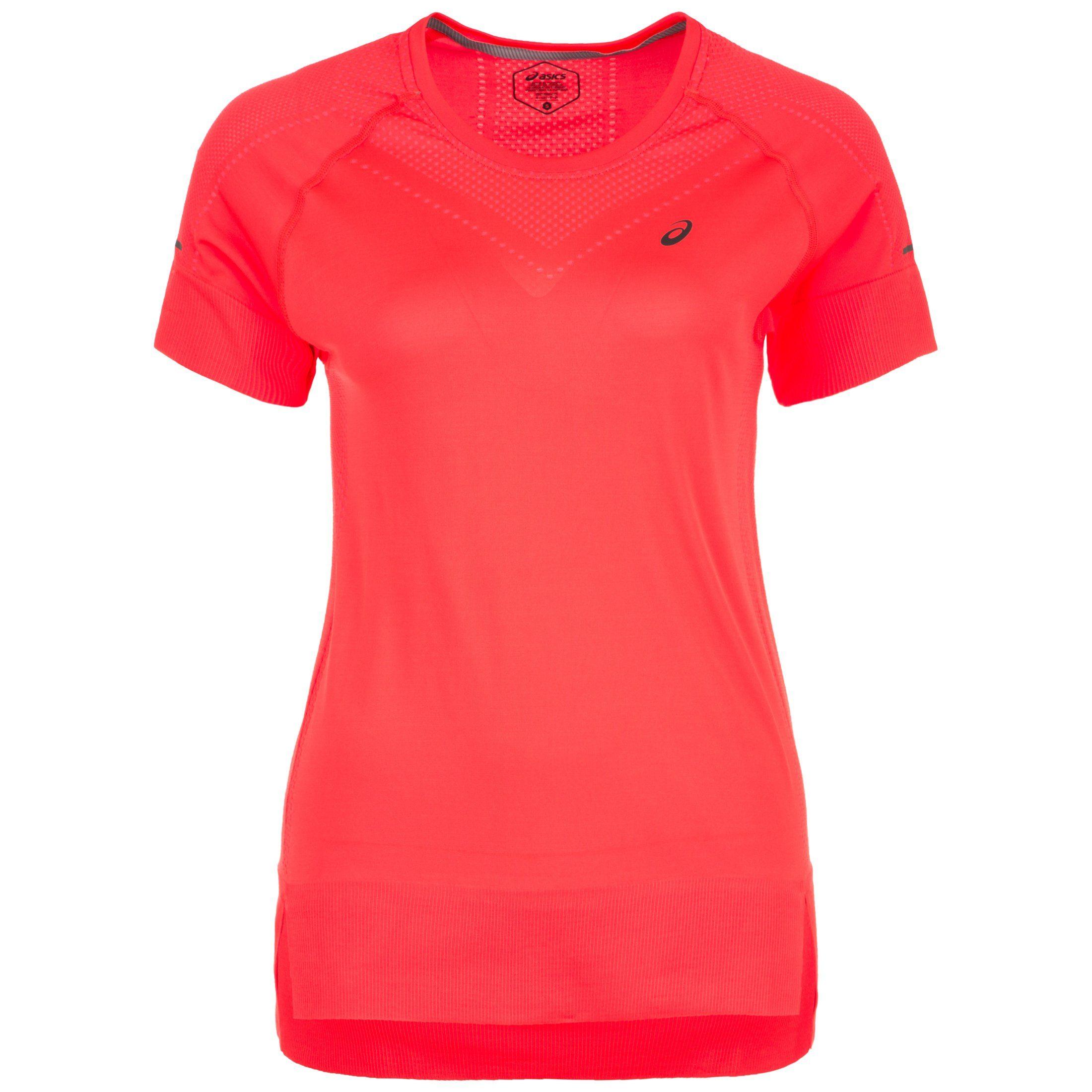 Asics Laufshirt Seamless | Sportbekleidung > Sportshirts | Rosa | ASICS