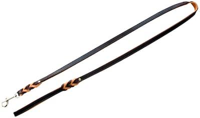HEIM Hundeleine »Zugspitze«, braun, Länge: 200 cm kaufen