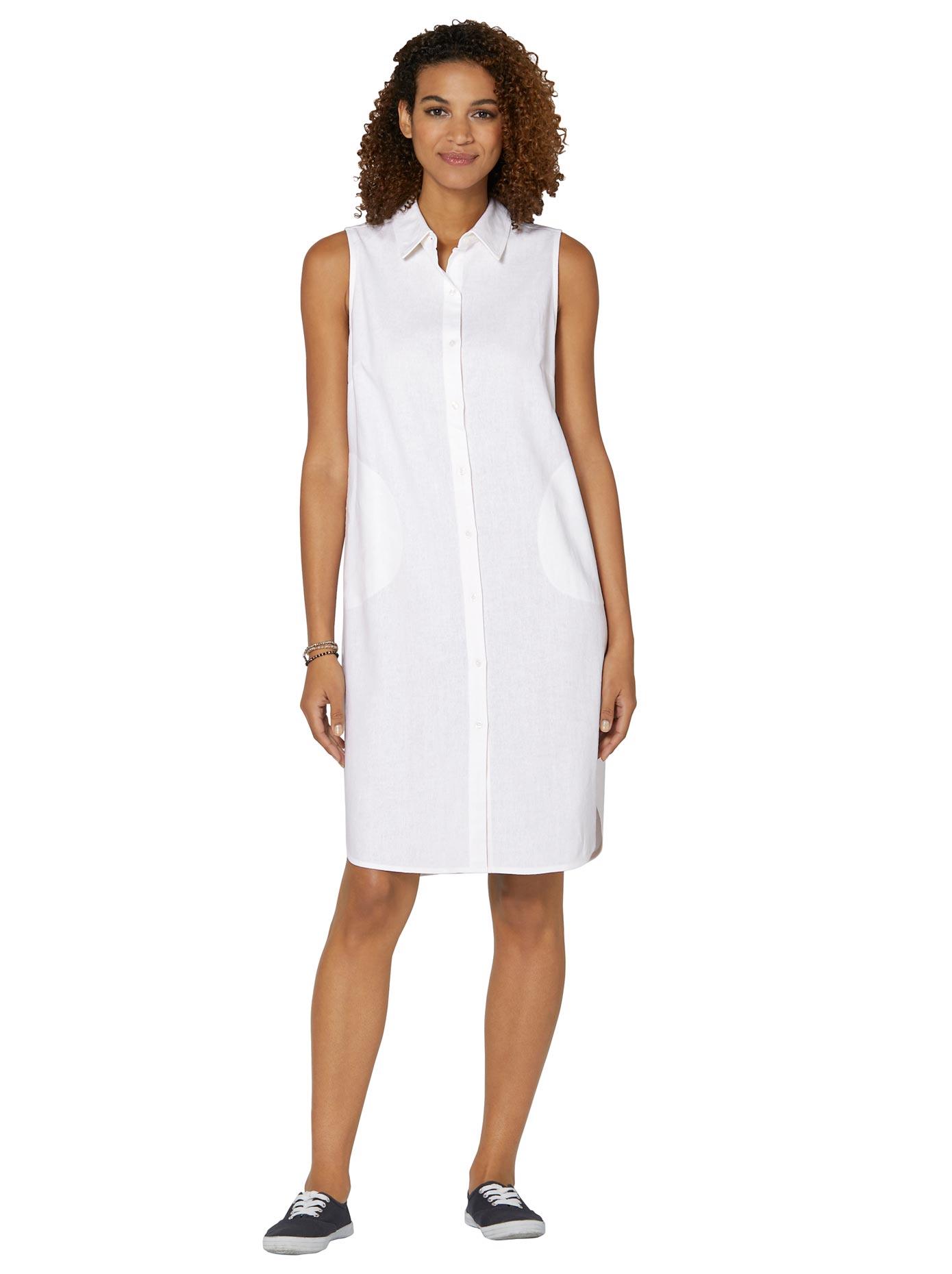 casual looks -  Hemdblusenkleid Kleid