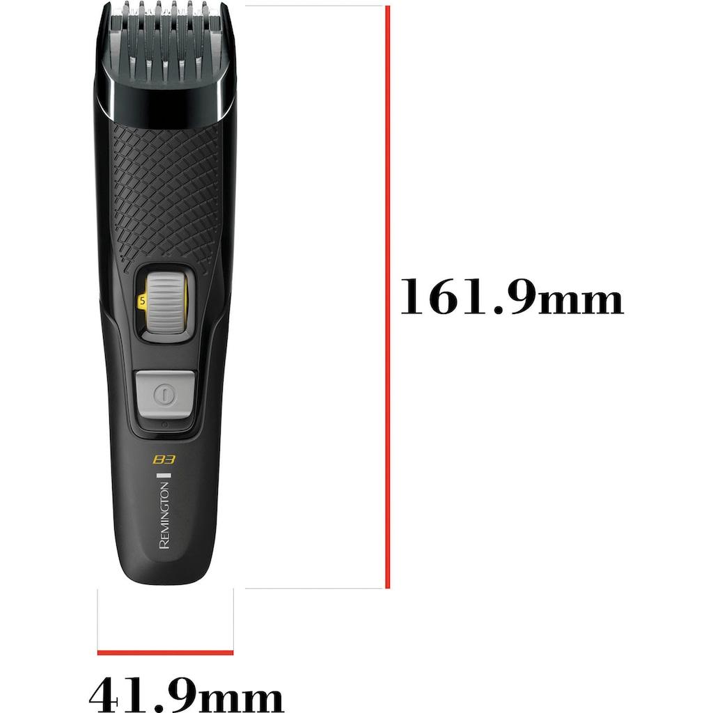 Remington Haar- und Bartschneider »Series MB3000«, 1 Aufsätze, mit Längeneinstellrad