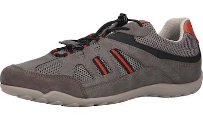 Geox Sneaker »Lederimitat/Mesh« kaufen