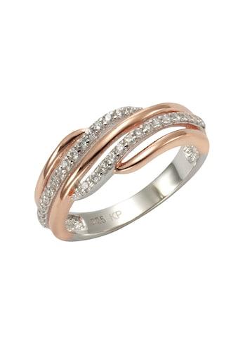 Zeeme Ring »925/ -  Sterling Silber vergoldet« kaufen
