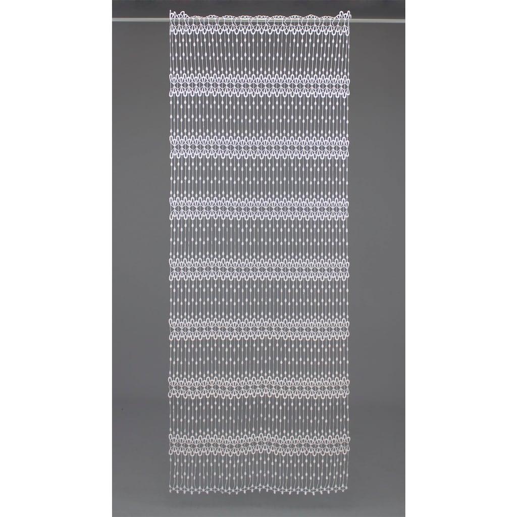 VHG Fadenvorhang nach Maß »MYRNA«, Höhe 180 cm