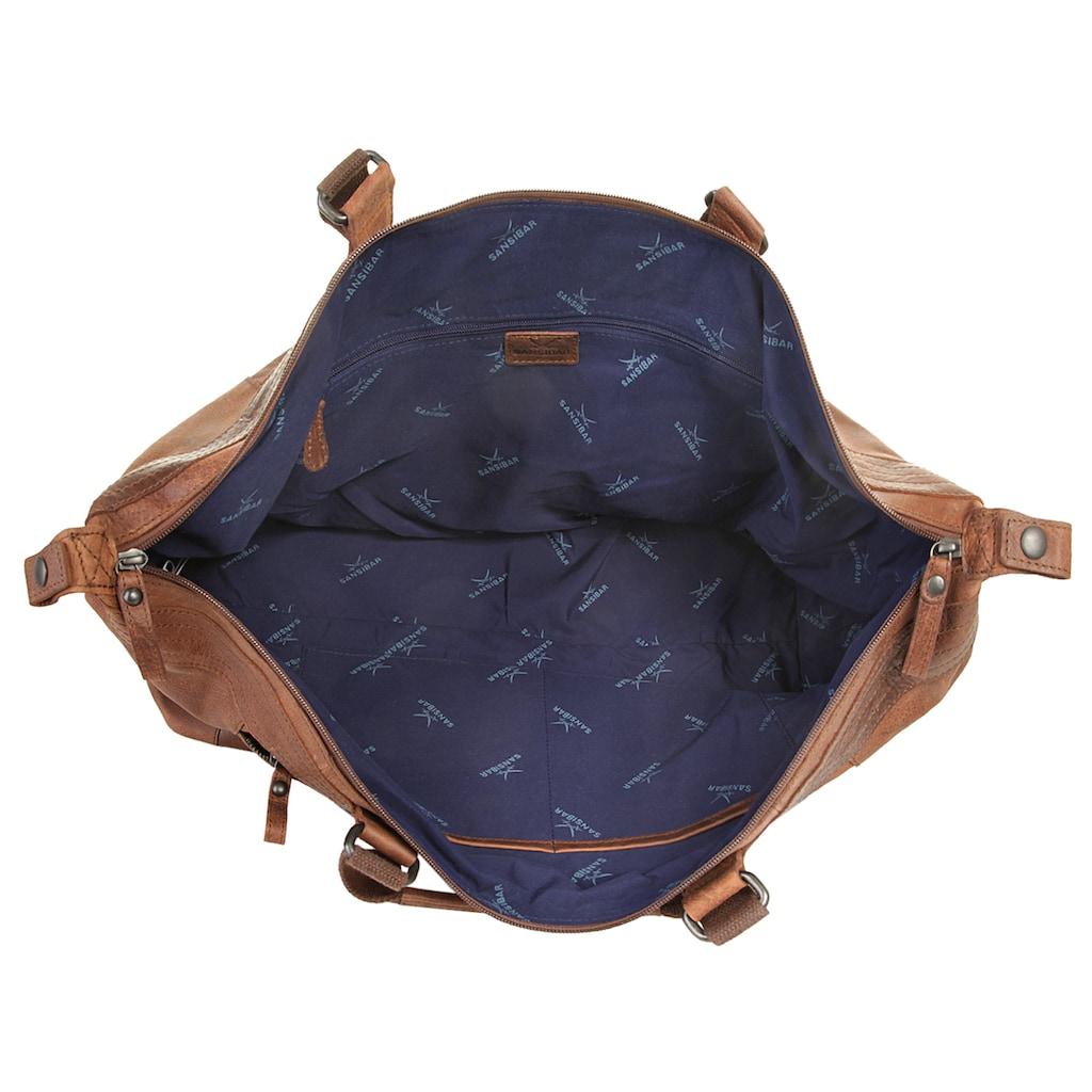 Sansibar Reisetasche, elastisch