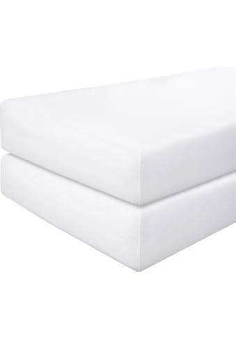 Walra Spannbettlaken »Molton Cotton Cover« kaufen