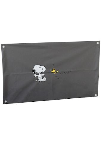 SILVIO DESIGN Schutzwand »Snoopy«, für Liege -  und Futterplätze von Hunden, BxH: 100x60 cm kaufen
