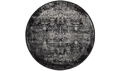 OCI DIE TEPPICHMARKE Teppich »BESTSELLER MAGIC«, rund, 8 mm Höhe, Wohnzimmer kaufen