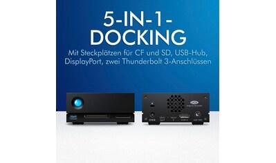 LaCie HDD-Desktop-Festplatte »1big Dock 18 TB« kaufen
