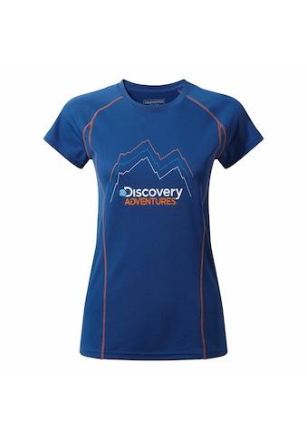 Craghoppers T-Shirt »Damen Discovery Adventures leichtes Kurzarm« kaufen