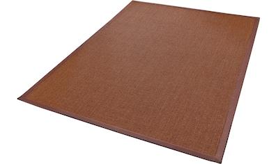 Dekowe Läufer »Mara S2 mit Bordüre«, rechteckig, 5 mm Höhe, Teppich-Läufer, Flachgewebe, Obermaterial: 100% Sisal, Flur kaufen