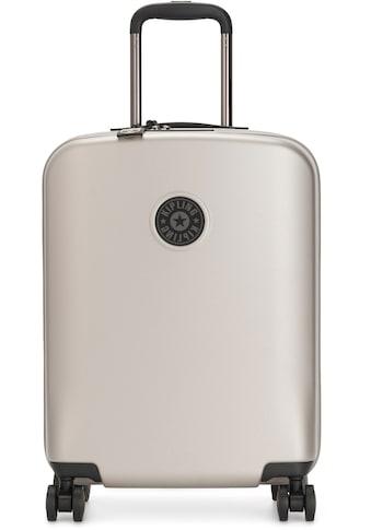 KIPLING Hartschalen-Trolley »Curiosity S, 55 cm, Metallic Glow«, 4 Rollen kaufen