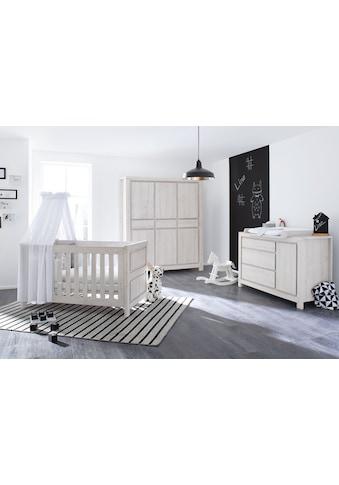 Pinolino® Babyzimmer - Komplettset »Line« (Set, 3 - tlg) kaufen