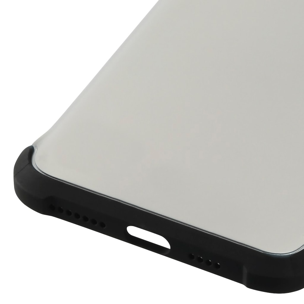 "Hama Cover ""Edge Protector"" für Apple iPhone 11, Schwarz"