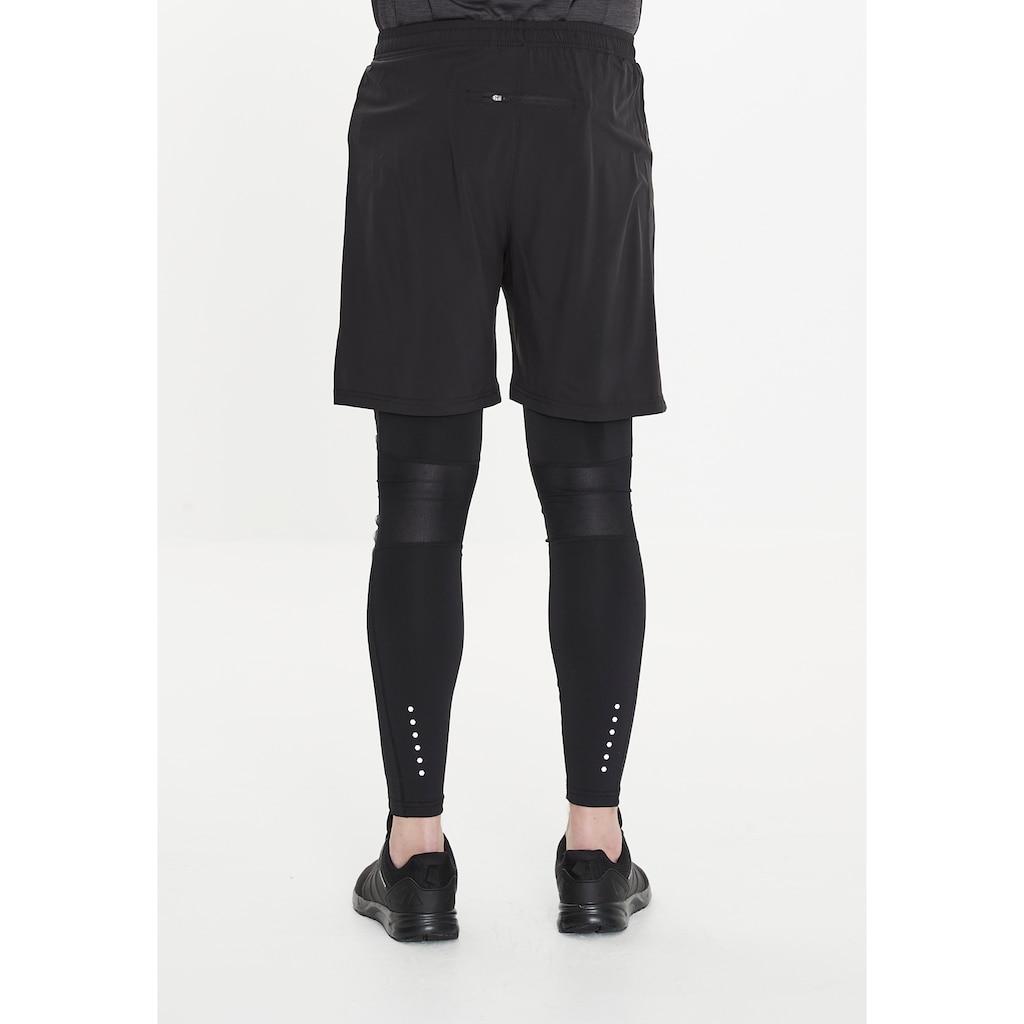 ENDURANCE Shorts »Grosseto 2-in-1«, mit zusätzlich eingenähter Tight
