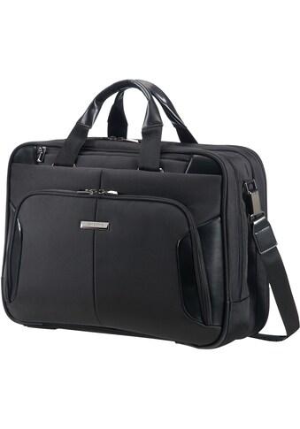 Samsonite Businesstasche »XBR Bailhandle 3C 15.6, black mit Volumenerweiterung« kaufen