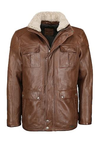 MUSTANG Lederjacke »31019262 - RF« kaufen