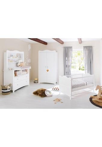 Pinolino® Babyzimmer - Komplettset »Florentina« (Set, 4 - tlg) kaufen