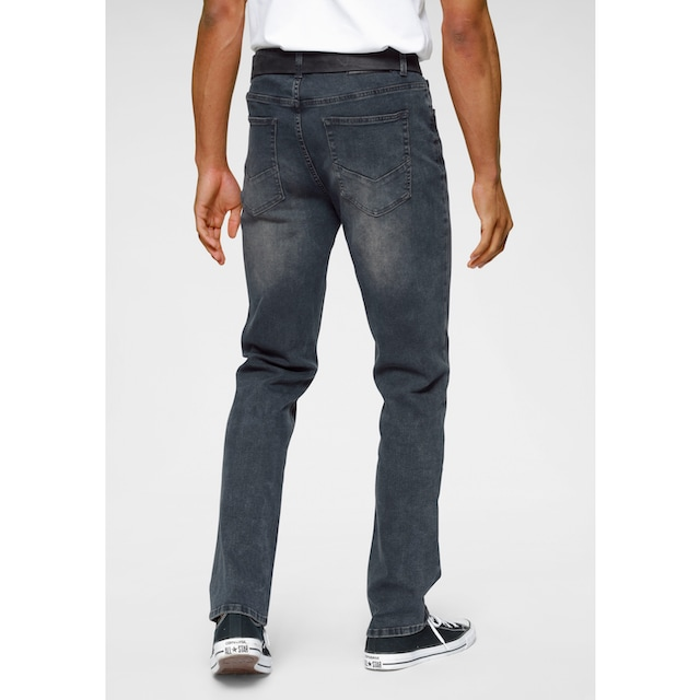 Bruno Banani Straight-Jeans »Callan«