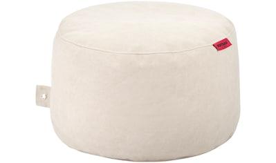 OUTBAG Sitzsack »Rock Canvas«, wetterfest, für den Außenbereich, Ø: 60 cm kaufen