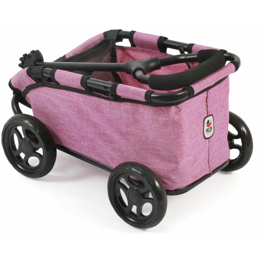 CHIC2000 Puppen Ziehwagen »Skipper, pink«