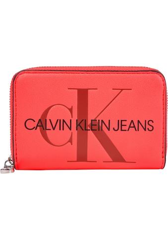 Calvin Klein Jeans Geldbörse »ACCORDION ZIP AROUND« kaufen