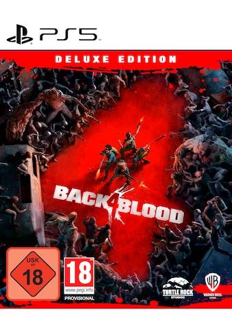 Warner Games Spiel »PS5 Back 4 Blood Deluxe Edition«, PlayStation 5 kaufen