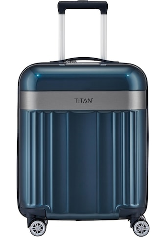 """TITAN® Hartschalen - Trolley """"Spotlight Flash, North Sea, 55 cm"""", 4 Rollen kaufen"""