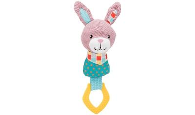 TRIXIE Tierkuscheltier »Junior Hase«, Polyester, 23 cm Länge kaufen