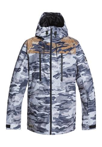 Quiksilver Snowboardjacke »Fairbanks« kaufen
