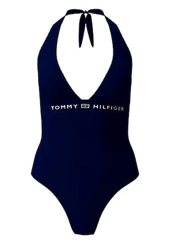 Tommy Hilfiger Badeanzug, mit tiefem V-Ausschnitt kaufen