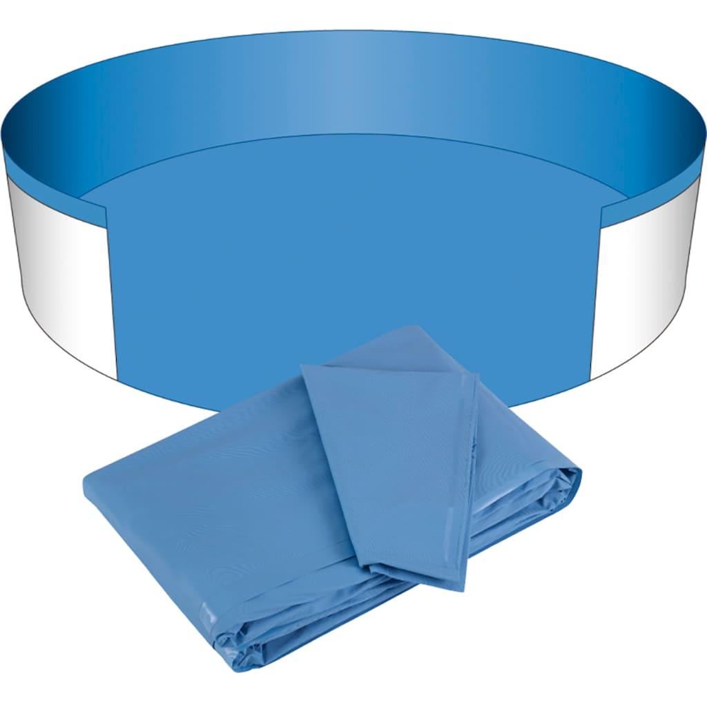 Clear Pool Poolinnenhülle, für Rundbecken, 0,4 mm Stärke, in versch. Größen