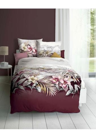 Kaeppel Bettwäsche »Kimono«, im Blumenmuster kaufen