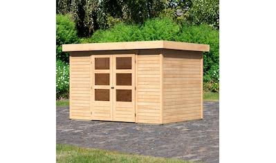 KARIBU Gartenhaus »Arnis 4«, BxT: 330x238 cm kaufen