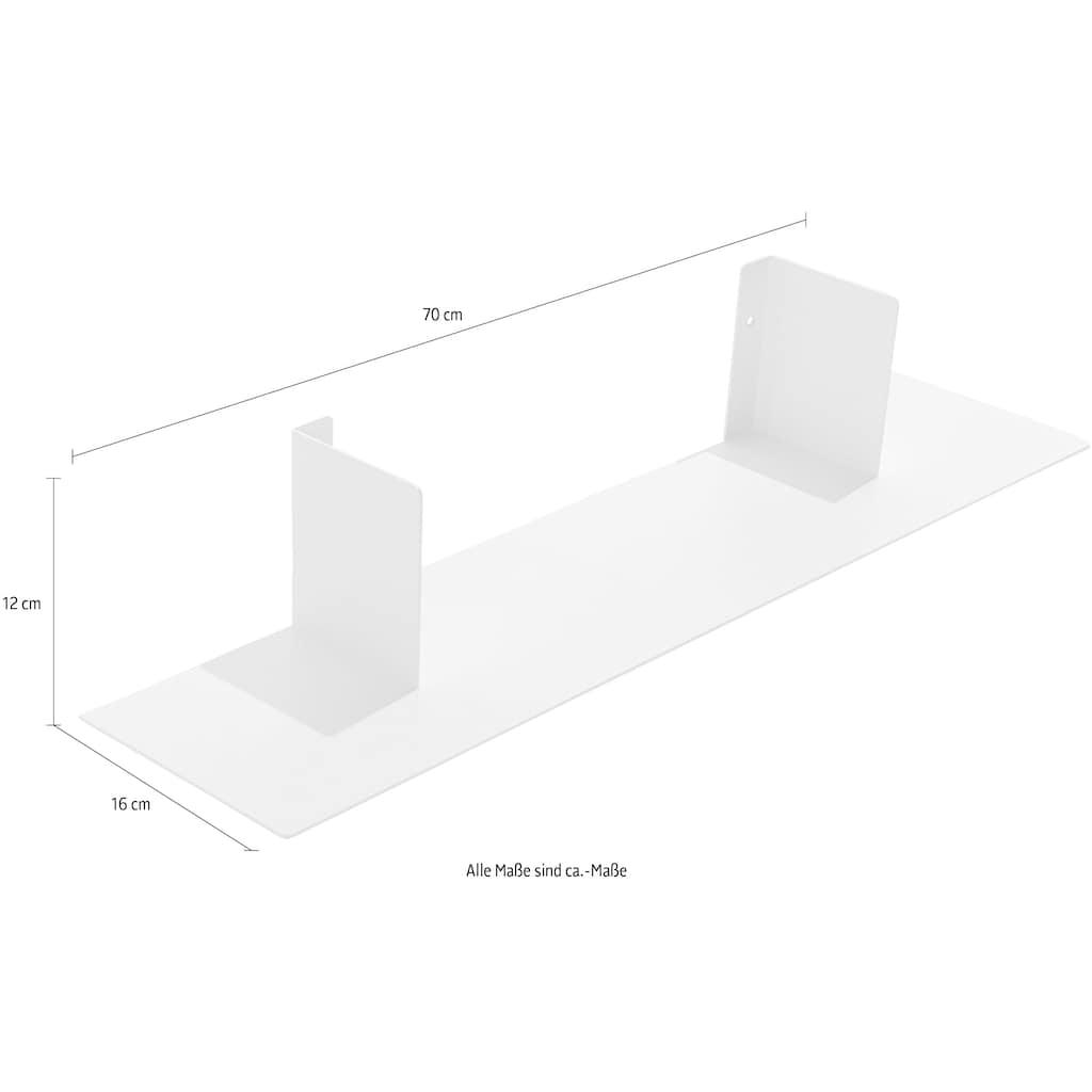 Müller SMALL LIVING Wandregal »LYN«, Breite 70cm, DESIGN PLUS Winner 2016