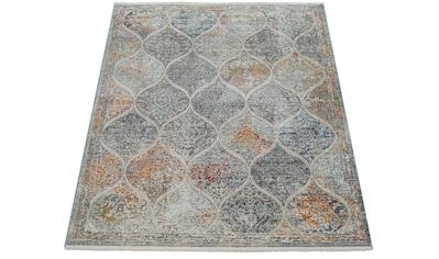 Teppich, »Pandora 323«, Paco Home, rechteckig, Höhe 10 mm, maschinell gewebt kaufen