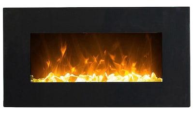 GLOW FIRE Elektrokamin »Neptun schwarz« kaufen