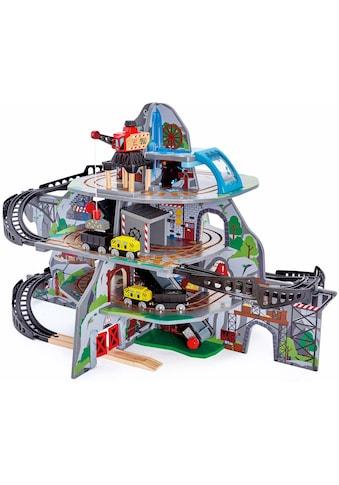 """Hape Spielzeug - Eisenbahn """"Riesige Bergmine, 32 - tlg."""" (Set, 32 - tlg.) kaufen"""
