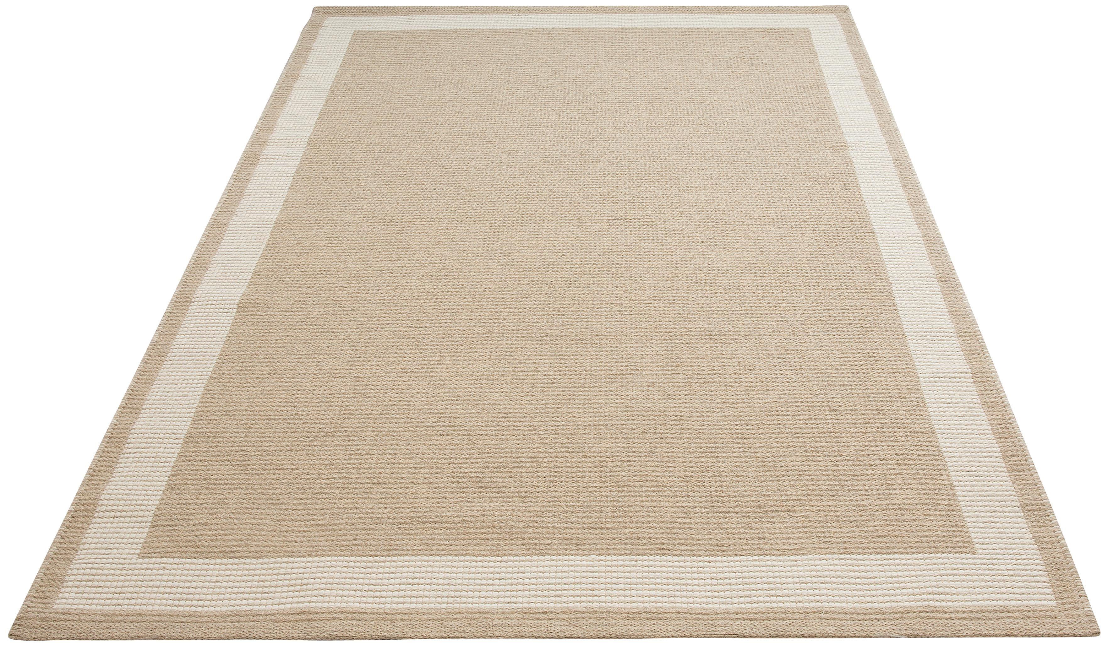 Teppich Taneja Home affaire rechteckig Höhe 10 mm maschinell gewebt